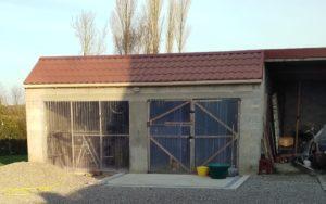 façade écurie avant rénovation