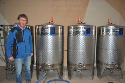 brasseur fermenteurs