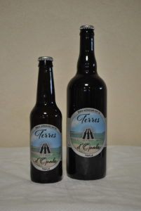 bières Triple 33 cl et 75 cl Terres d'Opale