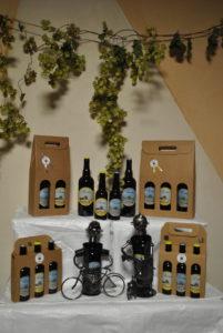 bières et coffrets cadeaux Terres d'Opale